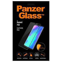 Staklo zaštitno PANZER GLASS za HUAWEI P30 CF crno