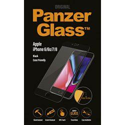 Staklo zaštitno PANZER GLASS za iPHONE 8 crno