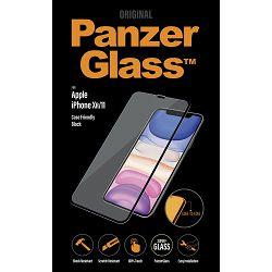 Staklo zaštitno PANZER GLASS za iPHONE XR/11 CF crno