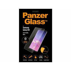 Staklo zaštitno PANZER GLASS za SAMSUNG S10 crno (CF,FP)
