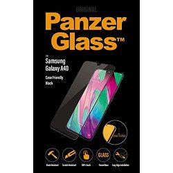 Staklo zaštitno PANZER GLASS za SAMSUNG A40 crno CF
