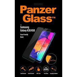 Staklo zaštitno PANZER GLASS za SAMSUNG A30/A50 crno CF