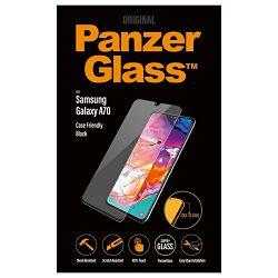 Staklo zaštitno PANZER GLASS za SAMSUNG A70 crno CF