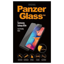 Staklo zaštitno PANZER GLASS za SAMSUNG A20 crno CF