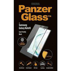 Staklo zaštitno PANZER GLASS za SAMSUNG NOTE 10 crno (CF,FP)