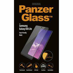 Staklo zaštitno PANZER GLASS za SAMSUNG S10 LITE crno CF