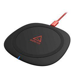 Stalak za punjenje wireless ADONIT charging pad - crni