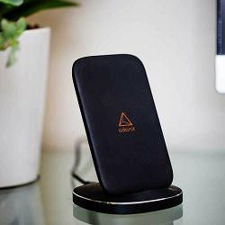 Stalak za punjenje wireless ADONIT charging stand - crni