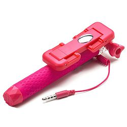 Štap za selfie univerzalni CELLY rozi (3.5 povezivanje)