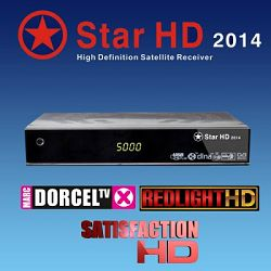 Digitalni satelitski receiver STAR HD