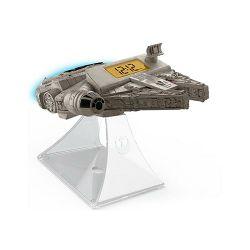 Budilica STAR WARS Millenium Falcon (FM radio, ugrađeno noćno osvjetljenje)