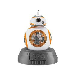 Prijenosni zvučnik STAR WARS robot BB8 (Bluetooth, Handsfree, baterija)