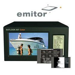 Mjerni instrument EMITOR Satlook color NIT