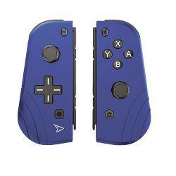 Bežični kontroleri za Nintendo STEELPLAY TWIN PADS - SET OF 2 WIRELESS CONTROLLERS - BLUE (SWITCH)