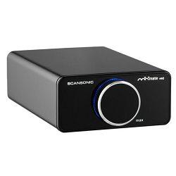 Stereo pojačalo SCANSONIC A200 crno