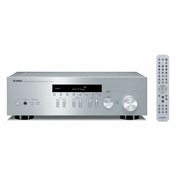Stereo receiver YAMAHA R-N301 silver