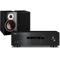Stereo receiver YAMAHA R-S202D + zvučnici DALI Zensor 3