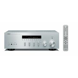 Stereo receiver Yamaha R-S300 silver