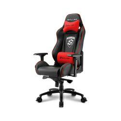 Stolac za gaming SHARKOON Skiller SGS3 crno-crveni