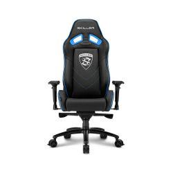 Stolac za gaming SHARKOON Skiller SGS3 crno-plavi