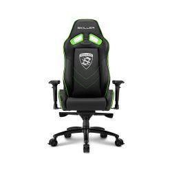 Stolac za gaming SHARKOON Skiller SGS3 crno-zeleni