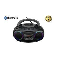 Stolni radio DENVER Boombox TCL-212BT crno/sivi