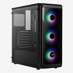 Stolno računalo FENIKS Raven 6010 AMD RYZEN 5 1600/8GB DDR4/NVME SSD 512GB/RX560