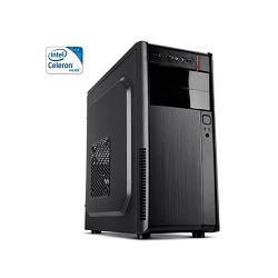 Stolno računalo HYPER X 344 Intel Celeron G3900/DDR4 4GB/HDD 1TB/560W