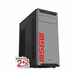 Stolno računalo MSGW  Energy a220 (AMD Athlon 3000G, 8GB RAM, 240GB SSD, Radeon Vega3, FreeDOS)