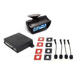 Stražnji parking senzori STEELMATE PTS410L5 BTI