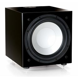 Subwoofer MONITOR AUDIO Silver W12 Black Gloss