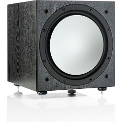 Subwoofer MONITOR AUDIO Silver W12 Black Oak