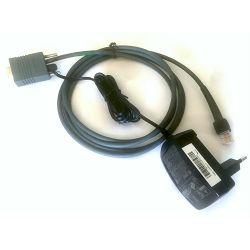 Serijski kabel i ispravljač za Motorola bar kod č.