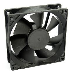Ventilator za PC AKYGA AW-8A-BK 8CM crni