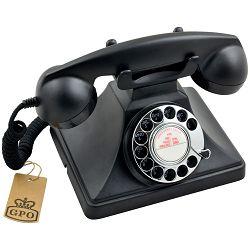 Telefon GPO RETRO 200 crni