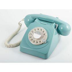 Telefon GPO RETRO 746 ROTARY plavi
