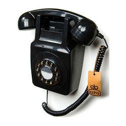 Telefon GPO RETRO 746 WALLPHONE crni