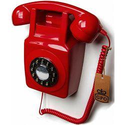 Telefon GPO RETRO 746 WALLPHONE crveni