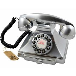 Telefon GPO RETRO CARRINGTON krom