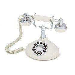 Telefon GPO RETRO OPAL krem bijeli