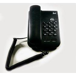 Telefon MEANIT ST100 crni