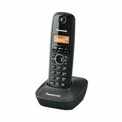 Telefon PANASONIC KX-TG1611FXH crni
