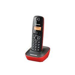 Telefon PANASONIC KX-TG1611FXR crveni