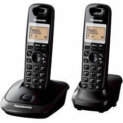 Telefon PANASONIC KX-TG2512FXT crni