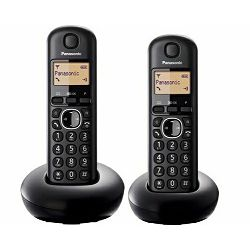 Telefon PANASONIC KX-TGB212FXB crni