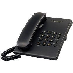 Telefon PANASONIC KX-TS500FXB crni
