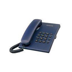 Telefon PANASONIC KX-TS500FXC plavi