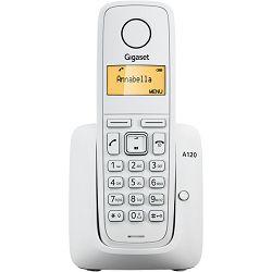 Telefon SIEMENS GIGASET A120 bijeli