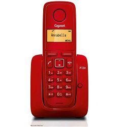 Telefon SIEMENS GIGASET A120 crveni