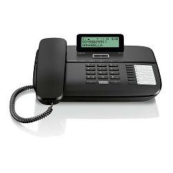 Telefon SIEMENS GIGASET DA710 crni